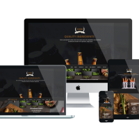 Ltheme Joomla Template: LT BeePub – Premium Private Bar / Bistro Joomla template