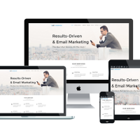 Ltheme Wordpress Theme: LT eService – Free Responsive Business / Online Service WordPress Theme