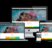 Ltheme Joomla Template: LT Swim – Free Joomla Swimming template