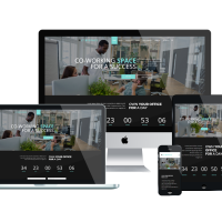 Joomla Free Template - LT Bespace – Premium Private Conference Space Rentals / Coworking Spaces Joomla template