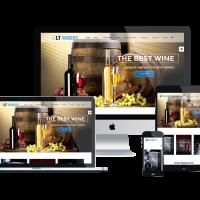 Ltheme Joomla Template: LT Winery – Free Responsive Wine Store Joomla template