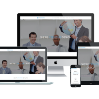 Wordpress Free Theme - LT Corporation – Free Responsive Company / Corporation WordPress Theme