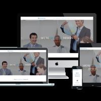 Ltheme Wordpress Theme: LT Corporation – Free Responsive Company / Corporation WordPress Theme