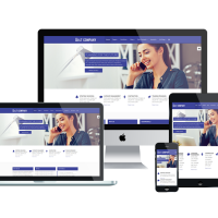 Ltheme Joomla Template: LT Company – Business / Joomla template