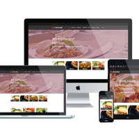 Wordpress Free Theme - LT Restaurant – Free Responsive Food Order / Restaurant WordPress Theme