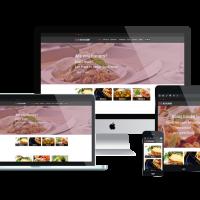 Ltheme Wordpress Theme: LT Restaurant – Free Responsive Food Order / Restaurant WordPress Theme