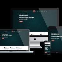 Ltheme Joomla Template: LT Recoric – Free Private Music Studio / Recording Studio Joomla template