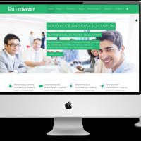 Ltheme Wordpress Theme: LT Company Onepage – Free Single Page Responsive Business / Company WordPress theme
