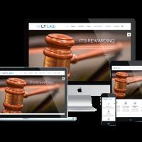 Ltheme Joomla Template: LT Law – Legal / Law Joomla template