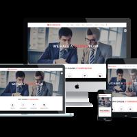 Ltheme Joomla Template: LT Corporation – Premium Business / Corporation Joomla template