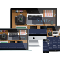 Ltheme Joomla Template: LT Art Studio – Creative Design / Art Studio Joomla template
