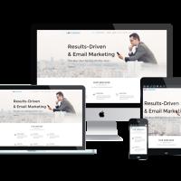 Ltheme Wordpress Theme: LT eService Onepage – Free Single Page Responsive Business / Online Service WordPress theme