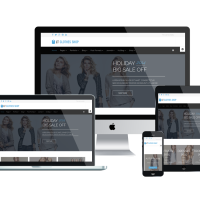 Wordpress Free Theme - LT Clothes Shop – Free Responsive Online Shopping Cart / Clothes Shop WordPress theme