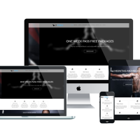 Ltheme Wordpress Theme: LT Fitness – Free Responsive Fitness / Gym WordPress Theme