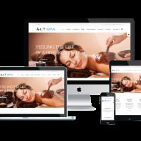 Ltheme Joomla Template: LT Spa – health, beauty and relaxation Spa Joomla template