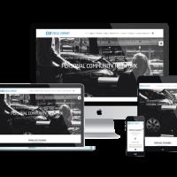 Ltheme Joomla Template: LT Social Company – Personal Community for social Company Joomla template