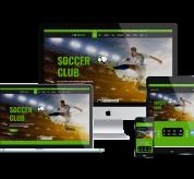 Ltheme Joomla Template: LT Soccer - Premium Private Joomla Soccer theme