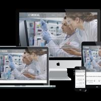 Ltheme Joomla Template: LT Medical – Clinic, Hospital, Medical Joomla Template