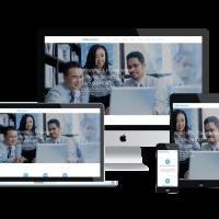 Ltheme Wordpress Theme: LT Pro Business Onepage – Free Single Page Responsive Corporation / Pro Business WordPress theme