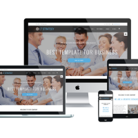 Ltheme Joomla Template: LT Strategy – Creative / Business Joomla template