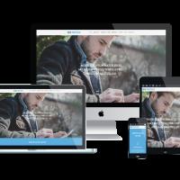 Ltheme Wordpress Theme: LT Portfolio – Free Responsive Product Showcase / Portfolio WordPress Theme