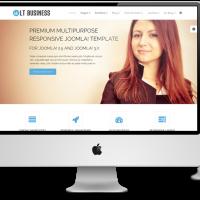 Ltheme Wordpress Theme: LT Business – Free Responsive Corporation / Business WordPress Theme