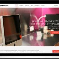 Ltheme Joomla Template: LT Creative Onapage – Free Responsive Creative Onepage Joomla template