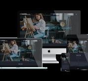 Ltheme Joomla Template: LT Artist - Premium Private Joomla Art Templates