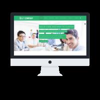 Ltheme Joomla Template: LT Company Onepage – Single Corporation Onepage Joomla template