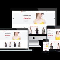 Ltheme Joomla Template: LT Shop – Responsive Store Joomla shopping template