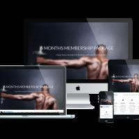 Ltheme Joomla Template: LT Fitness Onepage – Free One Page Fitness Joomla template