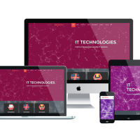 Ltheme Joomla Template: LT Inteco – Premium IT Company Joomla! template