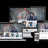 Ltheme Joomla Template: LT Finex – Premium Private Investment Company / Financial Joomla template