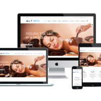 Wordpress Free Theme - LT Spa – Free Responsive Sauna / Beauty WordPress Theme