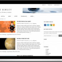 Wordpress Free Theme - LT Newsity – Responsive Blog / News / Magazine WordPress Templates