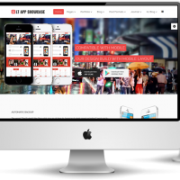 Wordpress Free Theme - LT App Showcase Onepage – Free Single Page Responsive Application Showcase WordPress theme