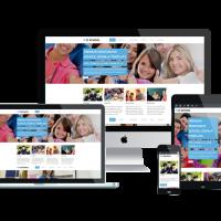 Ltheme Wordpress Theme: LT School Onepage – Free Single Page Responsive College / University WordPress theme