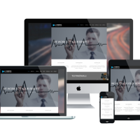 Ltheme Wordpress Theme: LT Avante Onepage – Free Single Page Responsive Corporation / Business WordPress theme