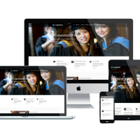 Wordpress Free Theme - LT University – Free Responsive College / University WordPress Theme