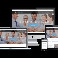 Ltheme Wordpress Theme: LT Strategy Onepage – Free Single Page Responsive Business / Creative WordPress theme