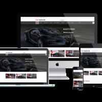 Ltheme Joomla Template: LT Salon Car – Premium Salon Car Joomla template