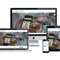 Ltheme Joomla Template: LT Creative – Design Studio / Digital Creative Joomla template