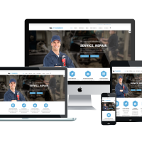 Wordpress Free Theme - LT Careser – Free Responsive Car Services / Repair WordPress theme
