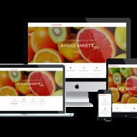 Ltheme Wordpress Theme: LT Agriculture – Free Responsive Farmer / Fruits WordPress Theme