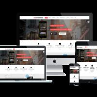 Ltheme Joomla Template: LT App Showcase – Product Presentation/ App Showcase Joomla template