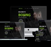 Ltheme Joomla Template: LT Boxing - Premium Private Joomla Sport theme