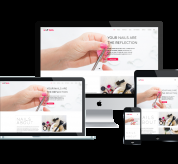 Ltheme Joomla Template: LT Nail - Premium Private Joomla Salon Template