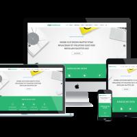 Ltheme Joomla Template: LT Portfolio – Premium Product Showcase / Portfolio Joomla template