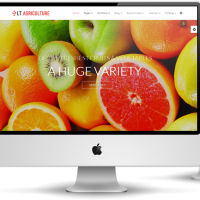 Ltheme Joomla Template: LT Agriculture – Responsive Farmer / Fruits Joomla template