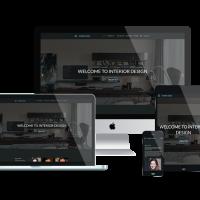 Ltheme Wordpress Theme: LT Interior Design – Free Responsive Furniture / Interior WordPress Theme